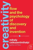 Creativity - Flow and the Psychology of Discovery and ebook by Mihaly Csikszentmihalyi