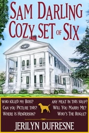 Sam Darling Cozy Set of Six - Sam Darling Mystery series, #11 ebook by Jerilyn Dufresne