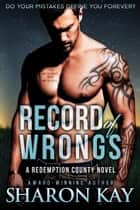 Record of Wrongs ebook by Sharon Kay