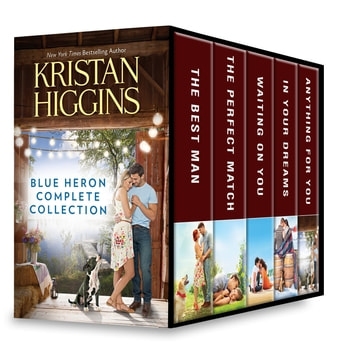 Blue Heron Complete Collection - An Anthology ebook by Kristan Higgins