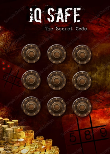 IQ SAFE - The Secret Code - Smart mind game ebook by Ophir Atar