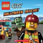 LEGO City: Halloween Rescue ebook by Trey King, Sean Wang