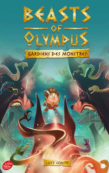 Beasts of Olympus - Tome 2 - Le Toutou infernal ebook by Lucy Coats