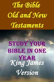 The One Year Bible – KJV ebook by King James version