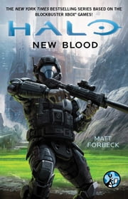 New Blood ebook by Matt Forbeck