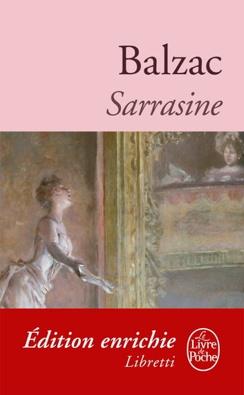 Sarrasine ebook by Honoré de Balzac