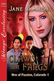 Claws and Fangs ebook by Jane Jamison