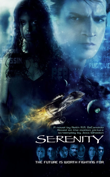 Serenity ebook by Keith R. A. DeCandido