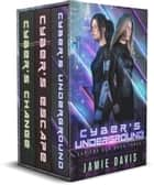 Sapiens Run Trilogy Boxed Set - A Dystopian Cyber Thriller Series ebook by Jamie Davis