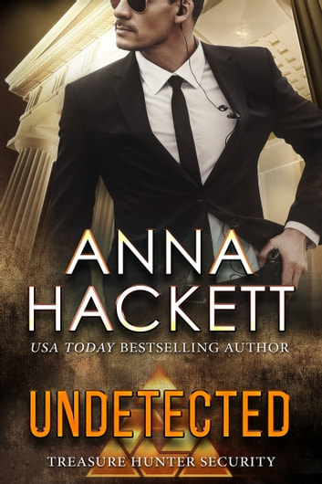 Undetected (Treasure Hunter Security #8) 電子書 by Anna Hackett