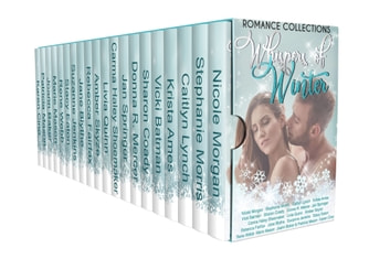 Whispers of Winter - A Limited-Edition Collection of Winter Romances ekitaplar by Nicole Morgan,Stephanie Morris,Caitlyn Lynch,Krista Ames,Vicki Batman,Sharon Coady,Donna R. Mercer,Jan Springer,Carma Haley Shoemaker,Livia Quinn,Amber Skyze,Rebecca Fairfax,Jane Blythe,Suzanne Jenkins,Stacy Eaton,Rene Webb,Marie Mason,Joann Baker & Patricia Mason,Karen Cino