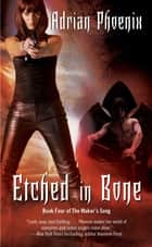 Etched in Bone ebook by Adrian Phoenix