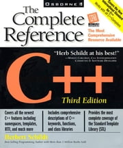 C++: The Complete Reference ebook by Schildt, Herbert