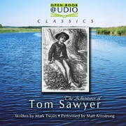 Adventures of Tom Sawyer, The luisterboek by Mark Twain