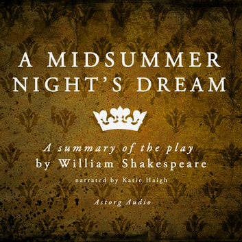 A Midsummer Night's Dream by William Shakespeare summary audiobook by William Shakespeare