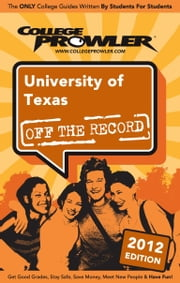University of Texas 2012 ebook by Tony Griffin