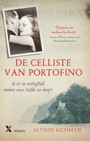 De celliste van Portofino ebook by Alyson Richman, Stina de Graaf