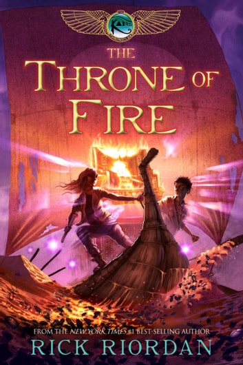 The Throne of Fire ebook by Rick Riordan