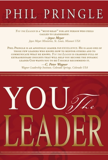 You The Leader ebook by Phil Pringle