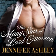The Many Sins of Lord Cameron audiobook by Jennifer Ashley