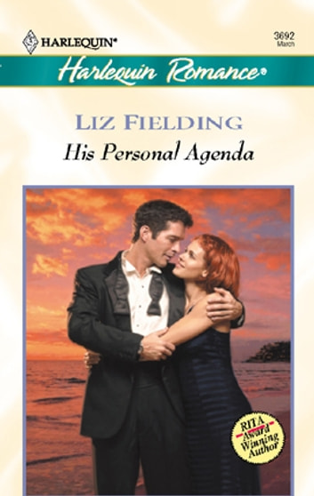 His Personal Agenda eBook by Liz Fielding