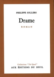Drame ebook by Philippe Sollers