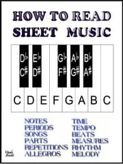 How to Read Sheet Music ebook by Ray Kay
