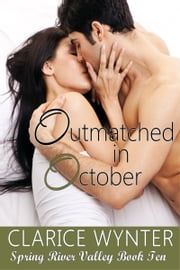 Outmatched in October ebook by Clarice Wynter