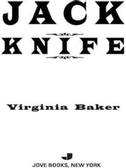 Jack Knife ebook by Virginia Baker