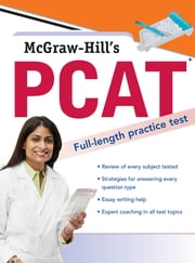 McGraw-Hill's PCAT ebook by George Hademenos,Shaun Murphree,Kathy Zahler,Mark Whitener,Jennifer Warner