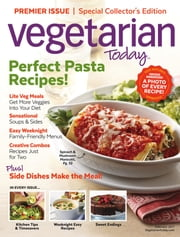 Vegetarian Times - Issue# 1 - Active Interest Media magazine