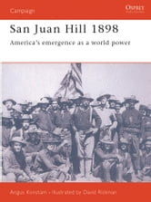 San Juan Hill 1898 - America's Emergence as a World Power ebook by Angus Konstam