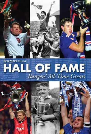 Rangers Hall of Fame eBook by Bob MacCallum