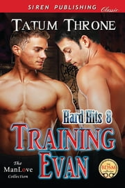 Training Evan ebook by Tatum Throne