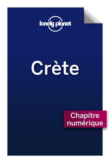 Crète 2 - Rethymnon ebook by Lonely Planet