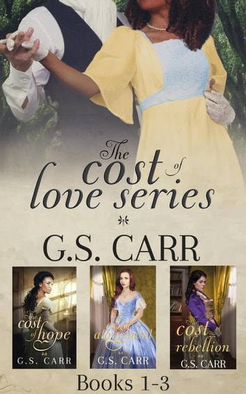 The Cost of Love Boxed Set: Books 1-3 - The Cost of Love Series ebook by G.S. Carr