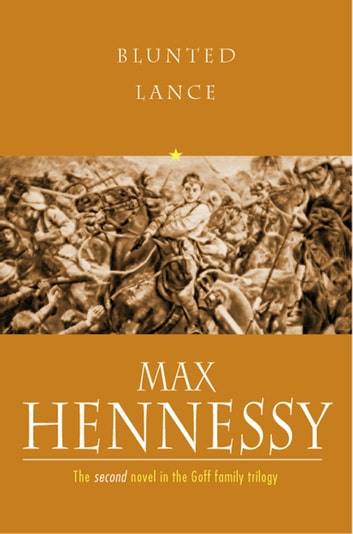 The Blunted Lance ebook by Max Hennessy