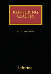 Reinsuring Clauses ebook by Ozlem Gurses