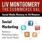 Social Marketing - Business Marketing Online with Social Media audiobook by Liv Montgomery