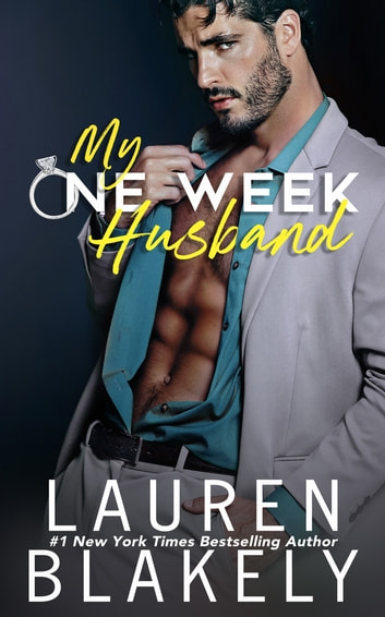 My One Week Husband ebook by Lauren Blakely
