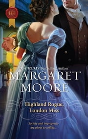 Highland Rogue, London Miss ebook by Margaret Moore