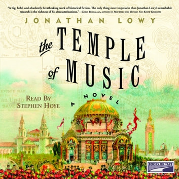 The Temple of Music audiobook by Jonathan Lowy