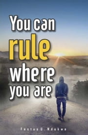 You Can Rule Where You Are ebook by Festus Ndukwe