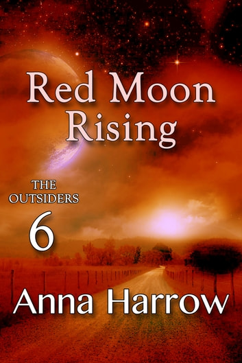 Red Moon Rising ebook by Anna Harrow