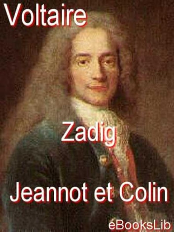 Zadig ebook by Voltaire
