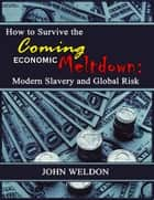 How to Survive the Coming Economic Meltdown ebook by Weldon, John