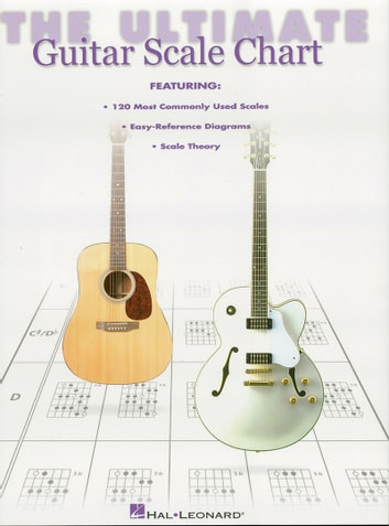 The Ultimate Guitar Scale Chart (Music Instruction) ebook by Hal Leonard Corp.
