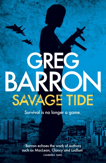 Savage Tide ebook by Greg Barron