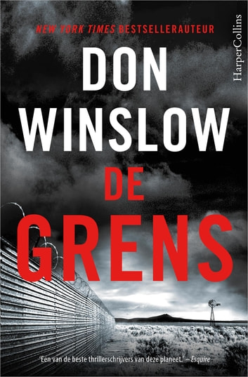 De grens ekitaplar by Don Winslow