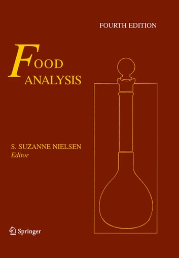 Food Analysis ebook by